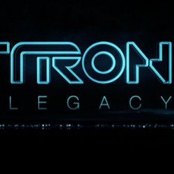 TRON: Legacy – First TV Spot and Glowing Billboard In Hollywood