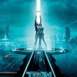 TRON: Legacy – Second Poster of a Triptych Features Sam and Quorra
