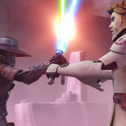 "STAR WARS: THE CLONE WARS – Bounty Hunter Cad Bane Returns in ""Hunt for Ziro"""