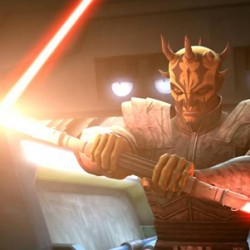 STAR WARS: THE CLONE WARS – The Secrets of Darth Maul Revealed On The Big Screen