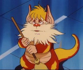 Thundercat Snarf on Iron Lords Are Go    The H A M B