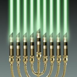 Happy Hanukkah From SciFiMafia.com