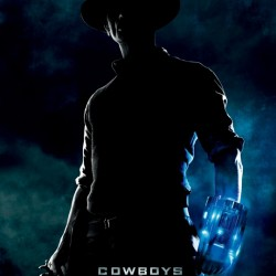 Cowboys & Aliens: New Poster Shows That Daniel Craig Isn't Your Average Gunslinger