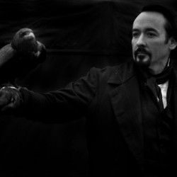 First Official Image of John Cusack as Edgar Allen Poe In THE RAVEN