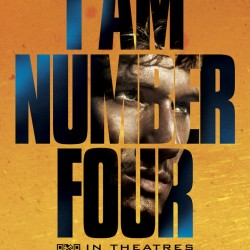 Poster Number Two for I AM NUMBER FOUR