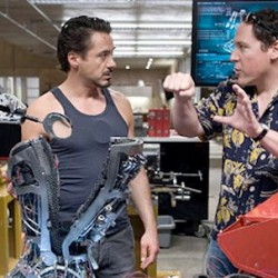 Jon Favreau Won't Be Directing IRON MAN 3, Visiting the Magic Kingdom Instead