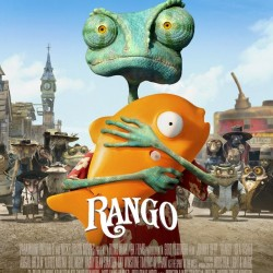 RANGO: Johnny Depp Gets Animated In The New Feature Trailer and Second Poster