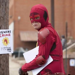 Three New Photos From James Gunns' SUPER, Starring Rainn Wilson