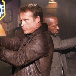 HUMAN TARGET: Baptiste Returns! Lennie James Reprises Baddie Role