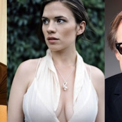 WRATH OF THE TITANS: Edgar Ramirez and Bill Nighy Could Be Gods, Hayley Atwell Could Be a Princess