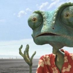 RANGO: Behind the Scenes Featurette with Johnny Depp