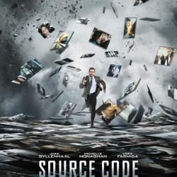 NEW Official Poster for Duncan Jones' SOURCE CODE