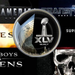Super Bowl XLV: The Super Bowl of Geek Trailers, Including Super 8 and Captain America Premieres