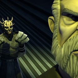 STAR WARS: THE CLONE WARS – Katie Lucas Talks About How Savage Opress Is Like Frankenstein's Monster