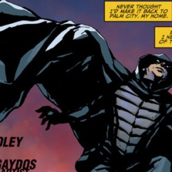 THE CAPE: Take a Look at the Digital Comic Book