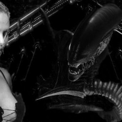 PROMETHEUS: Charlize Theron Joins The Cast; Michael Fassbender Says It Is Absolutely Connected To Alien
