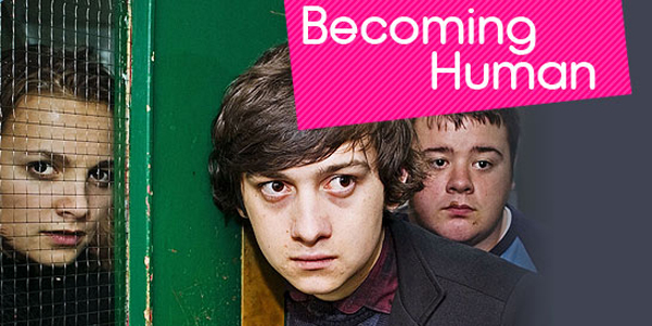 Becoming Human [Saison 01 Vostfr E01  HDTV
