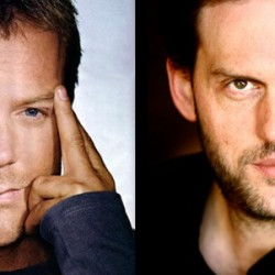 Kiefer Sutherland Stars In New Pilot By HEROES Creator; PRISON BREAK's Haywire Goes GRIMM