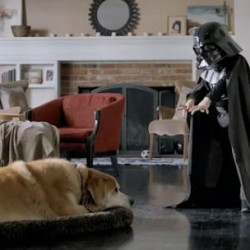 VW's Super Bowl Ad Features a Tiny Darth Vader Who Has Trouble Using The Force