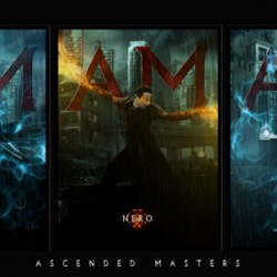 Ascended Masters: Shawna Baca to Direct a Collision Between Sci-Fi and Martial Arts