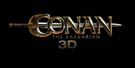 conan the barbarian poster 2011. New Conan the Barbarian Poster