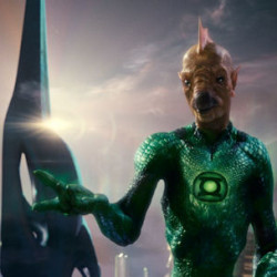 GREEN LANTERN: Geoffrey Rush Becomes a Member of the Corps.