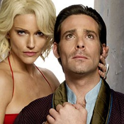 Accent Envy and Schizophrenia – James Callis and Tricia Helfer Talk BATTLESTAR GALACTICA