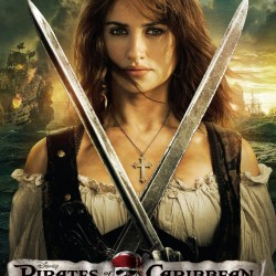 New Pirates of the Caribbean: On Stranger Tides Posters Featuring Depp and Cruz