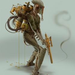 Steam Punk'd Star Wars