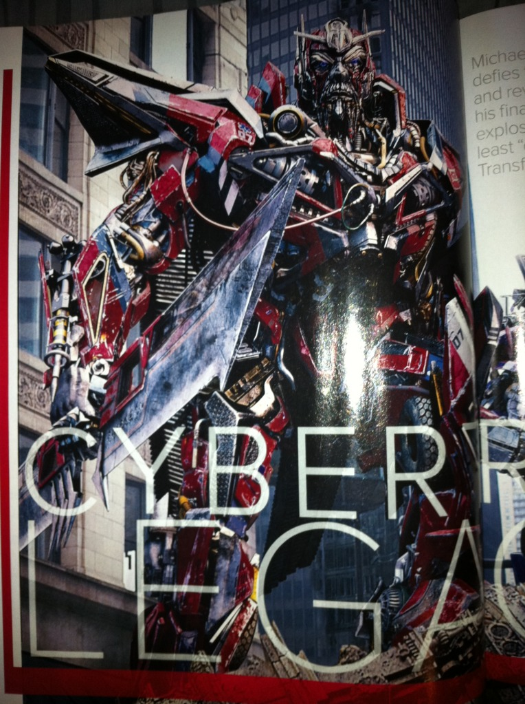 transformers dark of the moon sentinel prime poster. Transformers: Dark of the Moon