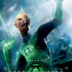 NEW GREEN LANTERN Character Poster of Tomar-Re