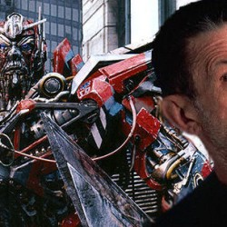 Transformers: Dark of the Moon – Leonard Nimoy Becomes a Robot In Disguise