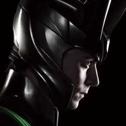 THOR: New Posters Feature Sibling Rivalry of Godlike Proportions