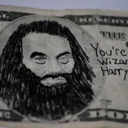 Scifi Mafia's Pic of the Day: Abraham Hagrid