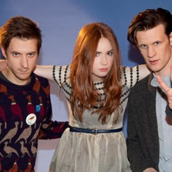 DOCTOR WHO: Threesome In The Tardis and Other New Secrets From Season Six