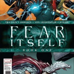 Comic Book Review: Fear Itself #1