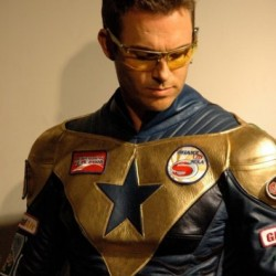 """SMALLVILLE: Booster Gold Charms Metropolis On Tonight's """"Booster"""""""