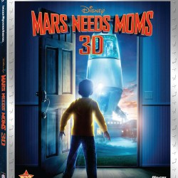 Disney's MARS NEEDS MOMS Is Coming to Earth on DVD and Blu-ray Combo Pack In August