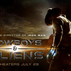 Cowboys & Aliens: New Kick Ass Poster