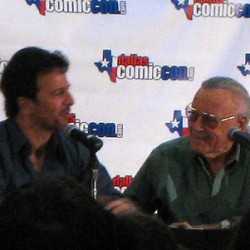 DCC 2011: Stan Lee and John Romita, Jr. Marvel the Crowd With Comic Book Insights