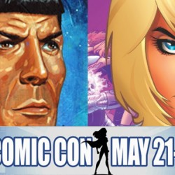 DALLAS COMIC CON: Texas-Sized Slice of Sci-Fi Featuring Leonard Nimoy, Carrie Fisher, Stan Lee and More!