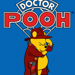 Scifi Mafia's Pic of the Day: Doctor Pooh