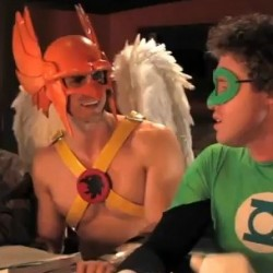 Hawkman Gets No Respect (NSFW)