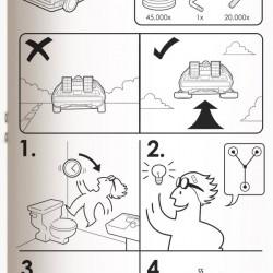 Sci-Fi Ikea Manuals: It's Easy To Make Lightsaber, EDIT: IKEA LIES