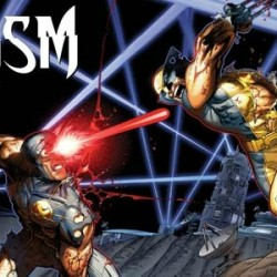 Cyclops and Wolverine Face Off in X-MEN: SCHISM