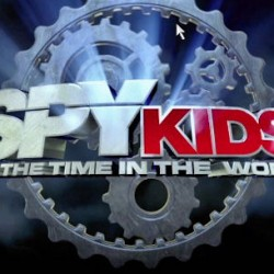 First Trailer for Spy Kids: All the Time in the World