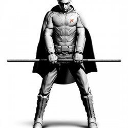BATMAN: ARKHAM CITY – First Look At Robin As A Playable Character