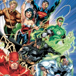 Johns and Lee to Revamp the Entire DC Universe, Go Digital While Doing It