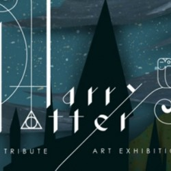 Harry Potter Tribute Exhibit Blends Concept and Traditional Art, Is Amazeballs