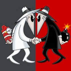 Ron Howard Takes Mad Magazine's SPY VS. SPY To The Big Screen